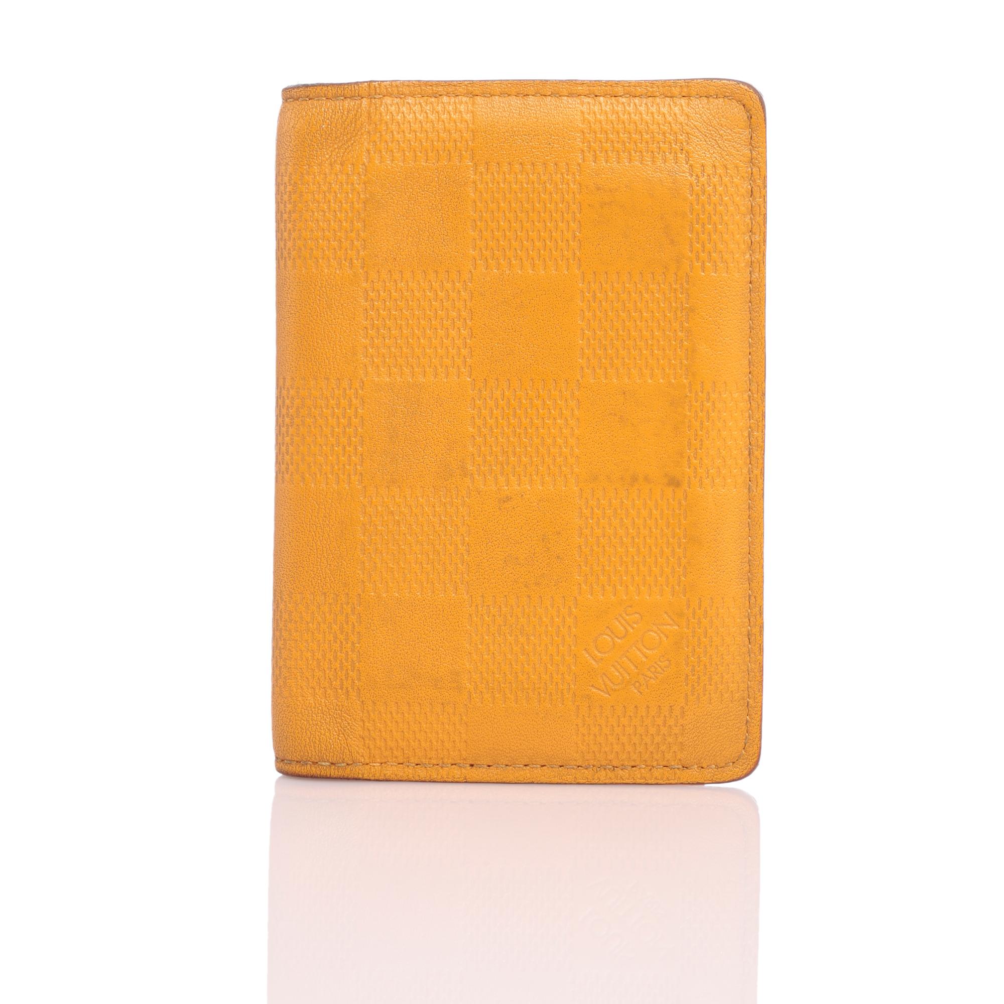 d61998663e0c Shop Authentic Louis Vuitton Card Holder Accessories For Men Online