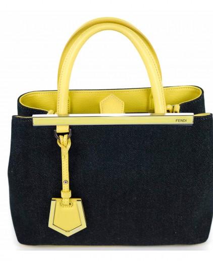 My-Luxury-Bargain-Fendi-'Petit-2Jours'-Denim-Tote-1