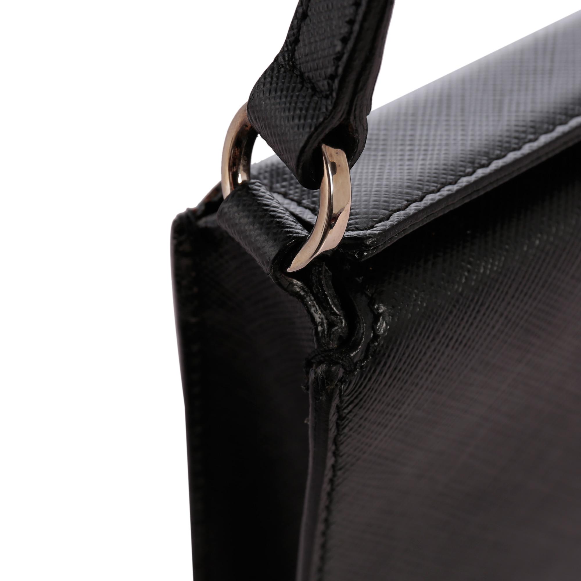 1790093bb5c8 Shop Authentic Pre Owned Luxury Handbags On line India My Luxury Bargain  Salvatore Ferragamo Black Calfskin