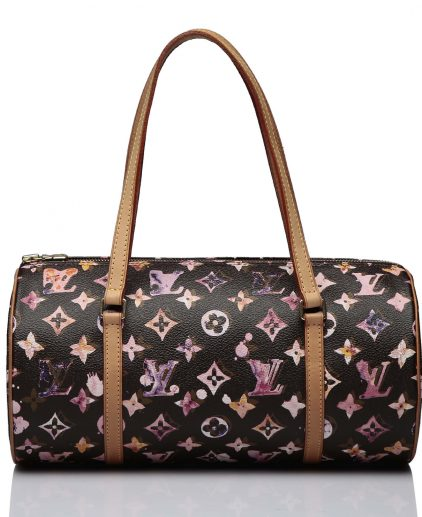 Shop Authentic Vintage Handbag online India My Luxury Bargain Louis Vuitton Water Color Papillon Limited Edition