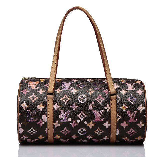 Shop Authentic Vintage Handbag online India My Luxury Bargain Louis Vuitton Water Color Papillon Limited Edition