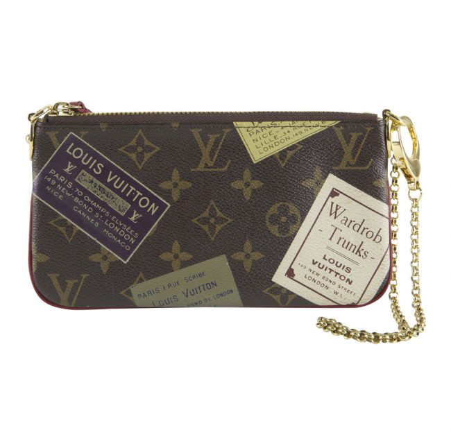 My Luxury Bargain Pre-Owned Limited Edition Authentic Louis Vuitton Monogram Milla Pochette