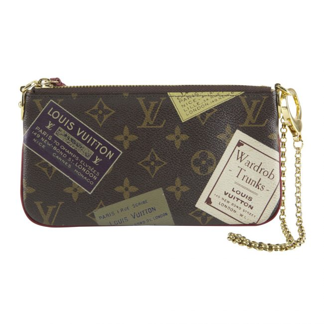 My Luxury Bargain Pre-Owned Limited Edition Authentic Louis Vuitton Monogram Milla Pochette