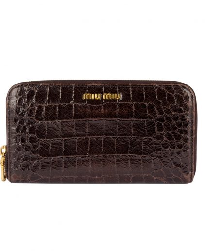 Shop Pre Owned Designer Wallet online My Luxury Bargain Miu Miu Wallet