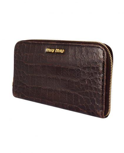 Shop Pre Owned Designer Wallet online My Luxury Bargain Miu Miu Wallet