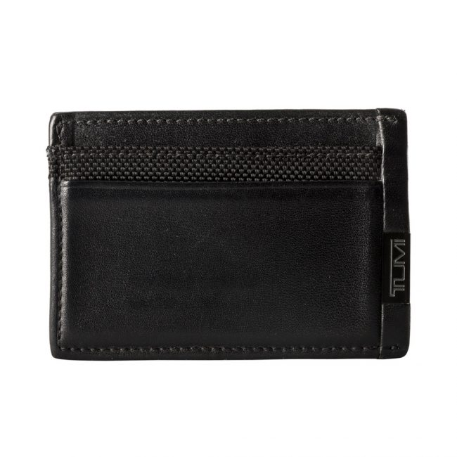 Shop Tumi Accessories online India My Luxury Bargain TUMI 'DELTA' SLIM CARD HOLDER
