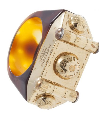 Vintage Handbags Shop Online India My Luxury Bargain LOUIS VUITTON 'LOCK ME RING'