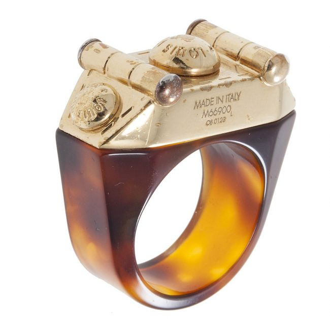 Vintage Handbags Shop Online India My Luxury Bargain LOUIS VUITTON 'LOCK ME RING'