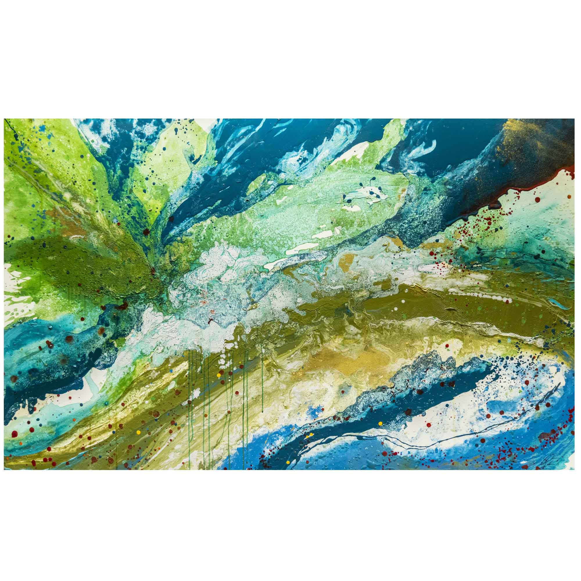Shop Luxury Abstract Art International Artists Online In India My Bargain