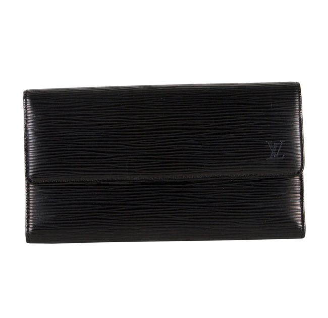 Shop Louis Vuitton Epi Porte Tresor International Wallet Online