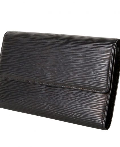 Shop Louis Vuitton Wallets Online India My Luxury Bargain Louis Vuitton Epi Porte Tresor International Wallet