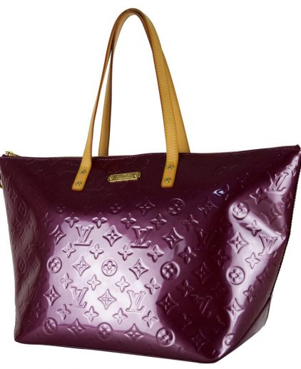 Louis Vuitton Amarante Purple Bellevue Tote GM Handbag