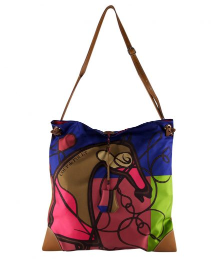 Hermes Silky City Handbag