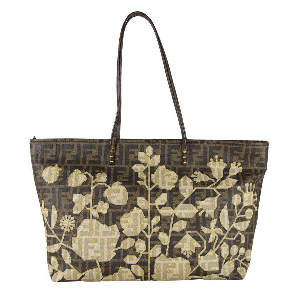1e9306d1df3e Fendi Limited Edition Spalmati Shopper Tote ...