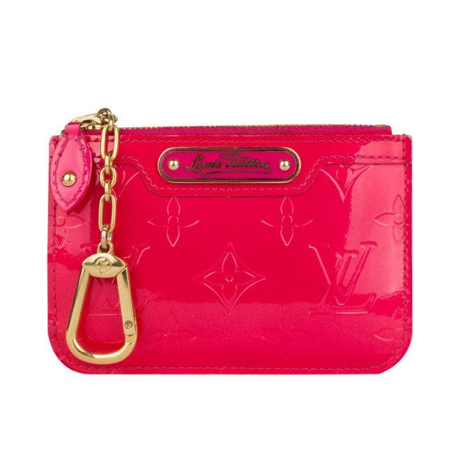 Louis Vuitton Pink Pouch