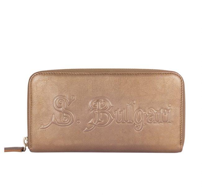 Bvlgari Zip around wallet