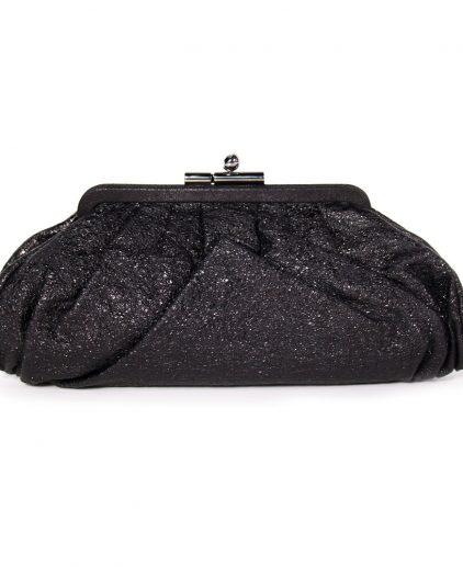 Chanel Black Clutch
