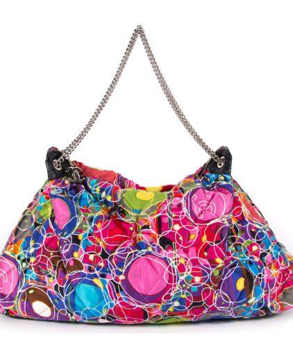 Chanel Multicolor Tote