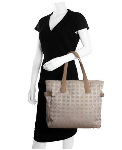 Chanel Large Travel Tote Bag