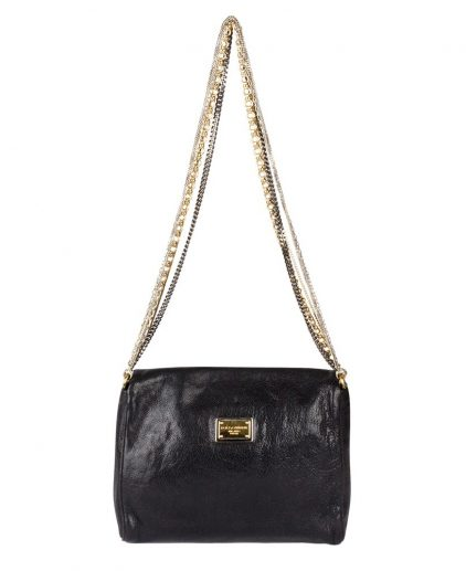 Dolce Gabbana Black Shoulder Bag