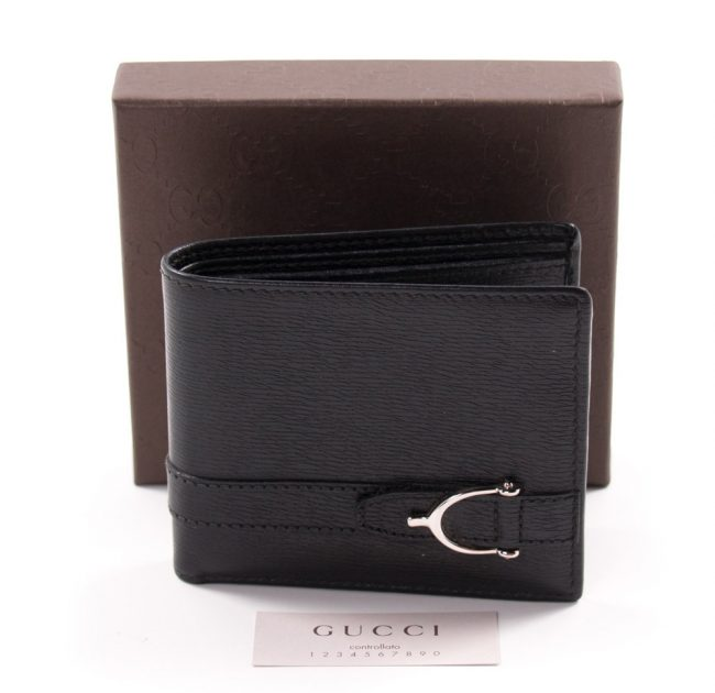 Gucci Black Men's Wallet