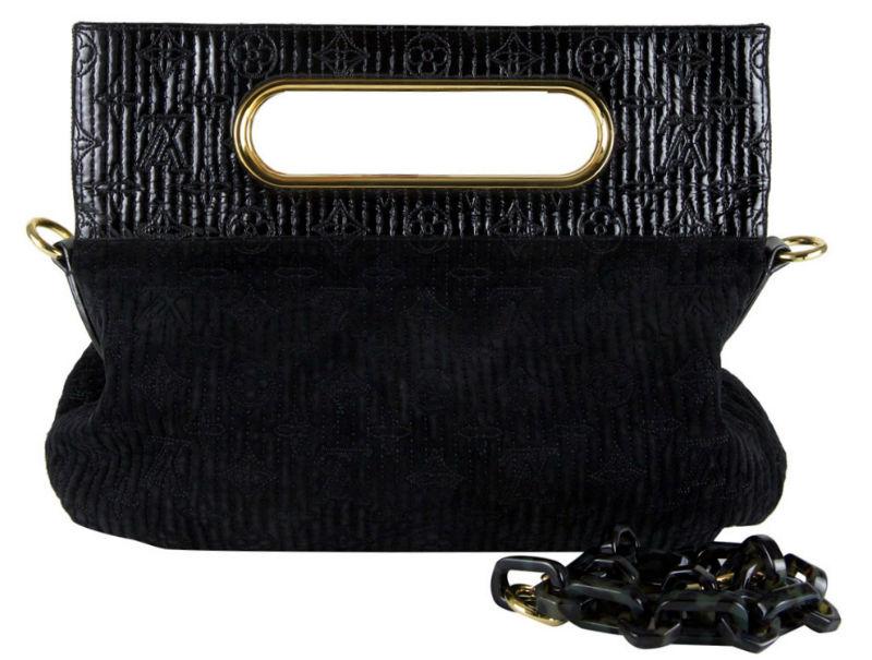 Louis Vuitton Limited Edition After Dark Clutch