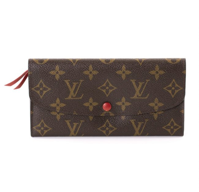 Louis Vuitton Emilie Wallet