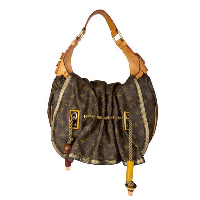 Louis Vuitton Kalahari Handbag