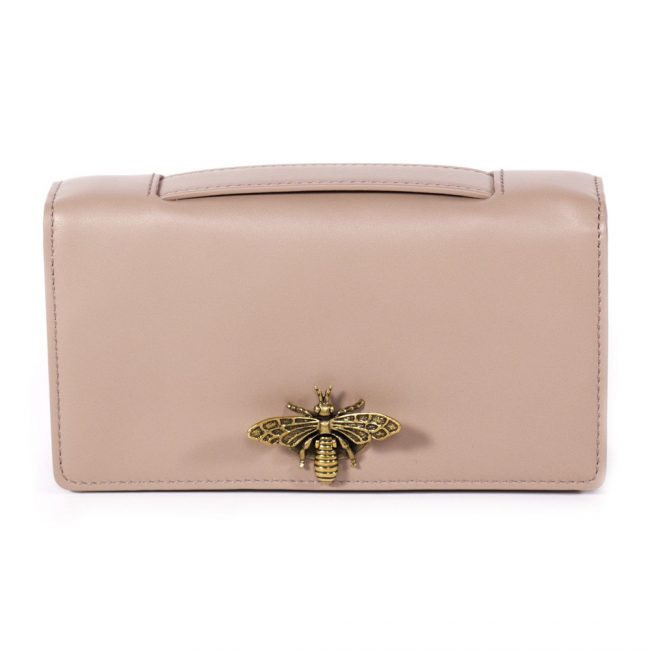 Dior Bee Embellished Clutch