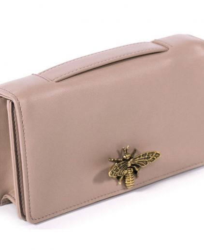 Dior Bee Embellished Clutch