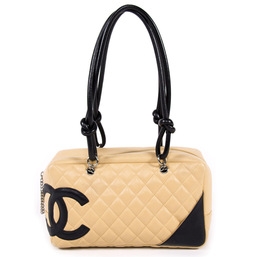 1972d3698a Buy-Chanel-bags-Online-My-Luxury-Bargain-CHANEL -BEIGE-AND-BLACK-LARGE-BOWLER-BAG-15.jpg