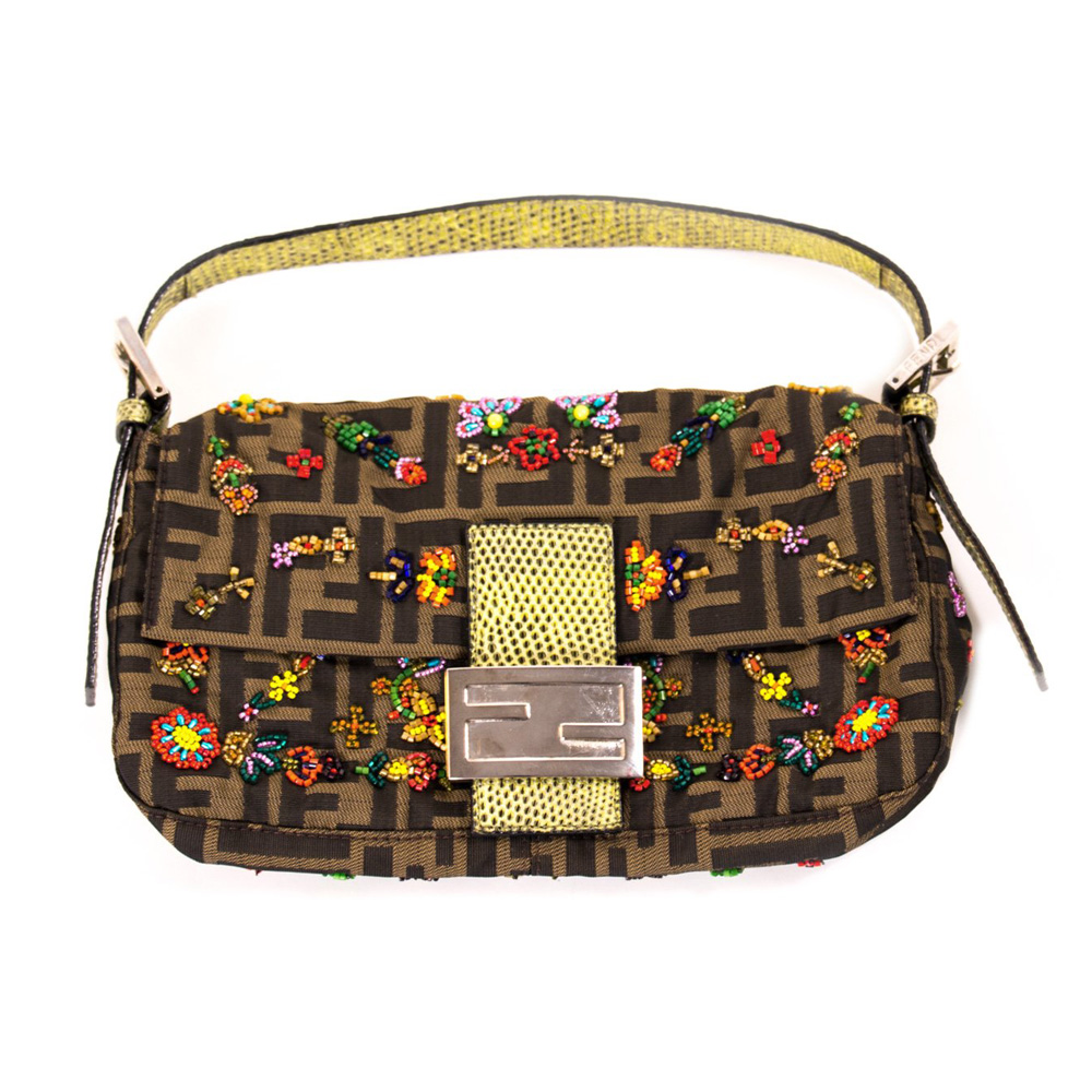67e0d572c8a7 Buy-Fendi-Online-My-Luxury-Bargain-FENDI-ZUCCA-FLORAL-EMBELLISHED -MINI-BAGUETTE-SHOULDER-BAG-1.jpg