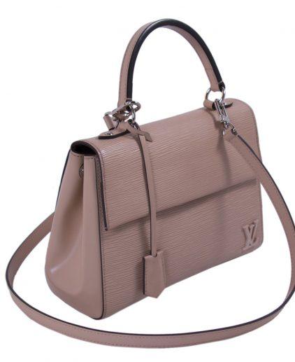 Louis Vuitton Rose Nacre Epi Leather Cluny Shoulder Bag BB