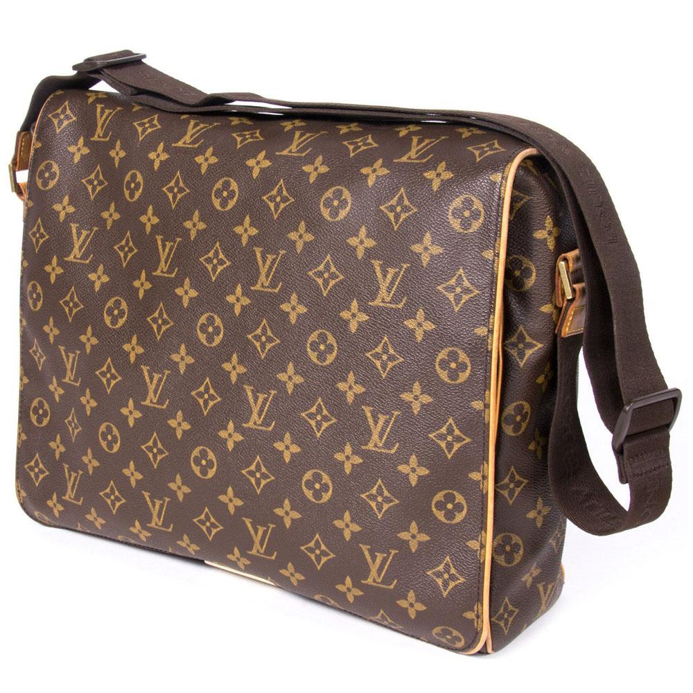 d6166455406 Louis Vuitton Monogram Canvas Abbesses Messenger Bag
