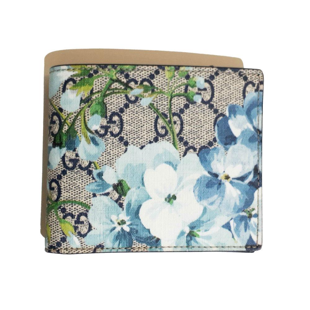 a1fb0bdb1472 Gucci Multicolor Blooms Men's Wallet