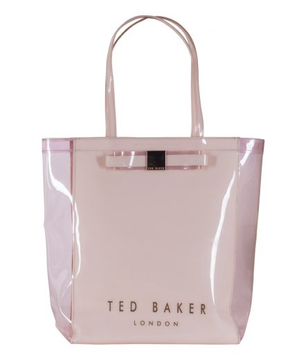 Ted Baker Nude Pink Solcon Icon Shopper Bag