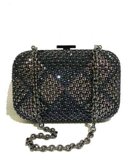 Gucci Studded Evening Clutch