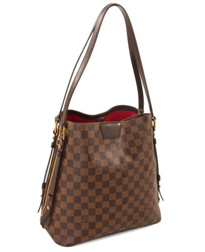 Louis Vuitton Damier Ebene Canvas Rivington Tote
