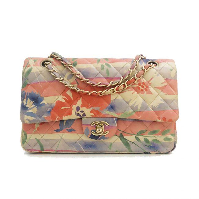 Chanel Limited Edition Medium Double Flap Handbag