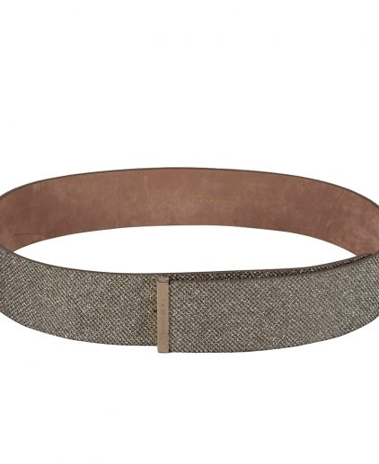Jimmy Choo Embellished Suede Waist Belt