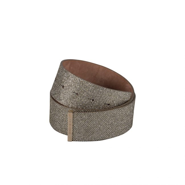 Jimmy Choo Embellished Suede Waist Belt