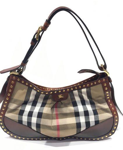 Burberry House Check Sling Shoulder Handbag