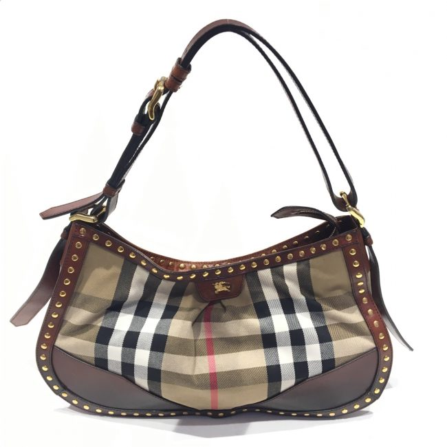 Burberry House Check Sling Shoulder Handbag