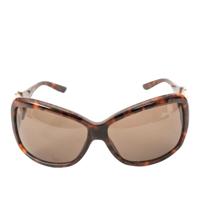 Just Cavalli Dark Brown Havana Sunglasses