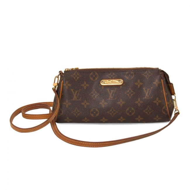 Louis Vuitton Monogram Canvas Eva Pochette Handbag