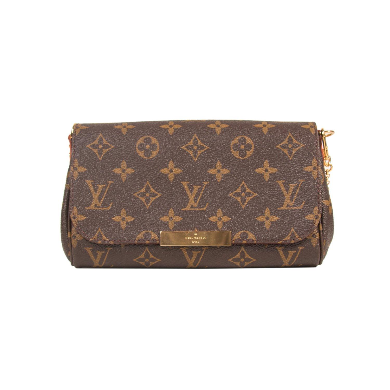 0ca30ad7d88e LOUIS VUITTON MONOGRAM CANVAS FAVORITE PM BAG - My Luxury Bargain