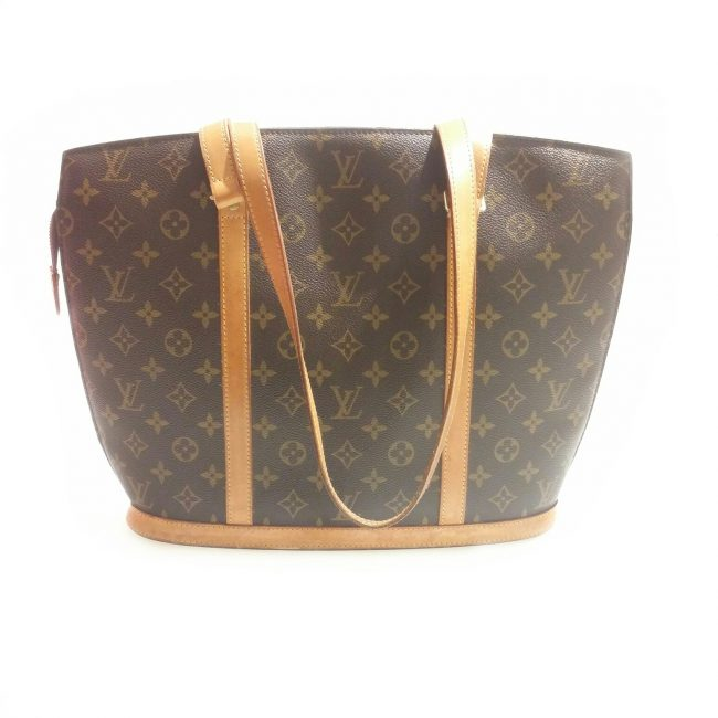 Louis Vuitton Vintage Monogram Canvas Vavin Handbag