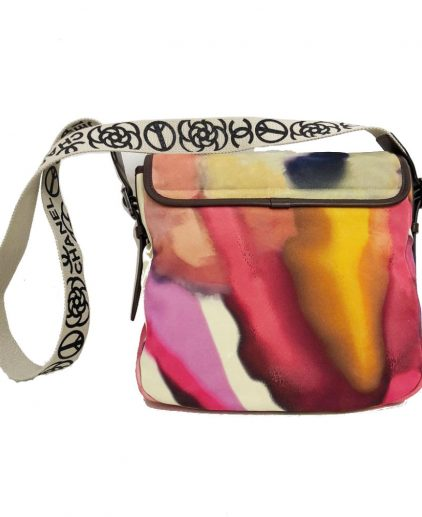Chanel Multicolor CC Flower Power Messenger Bag