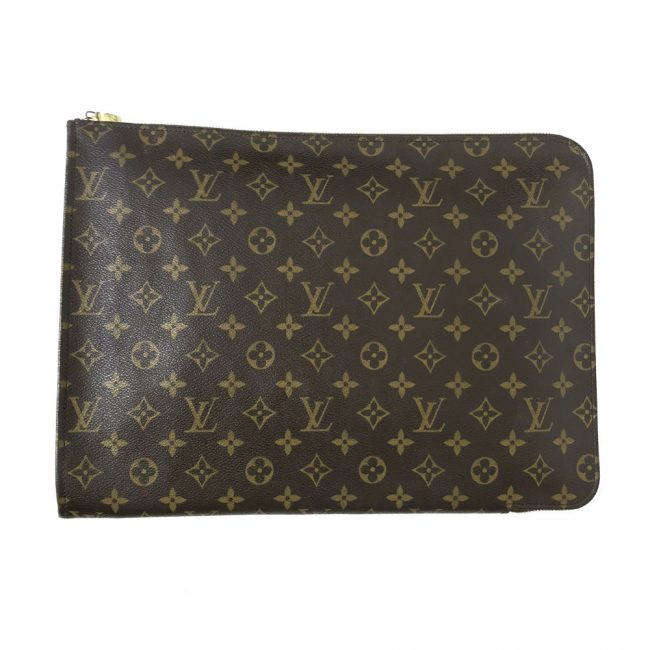 Louis Vuitton Monogram Canvas Laptop Case