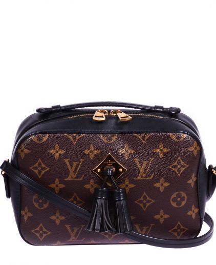 Louis Vuitton Monogram Canvas Saintonge Handbag